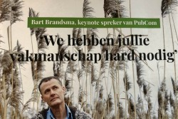 Bart Brandsma over Polarisatie